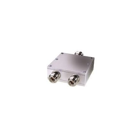 RF Power Splitter, 5 - 2500MHz, 3 x N hun, circulator type