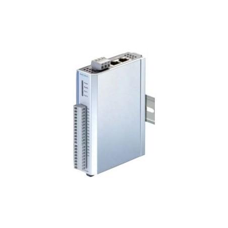 I/O-modul 6 digitale input og 6 relæer, MODBUS