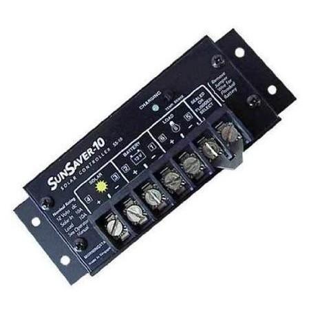 Batterilader & styreenhed Sunsaver SS-10L 12V