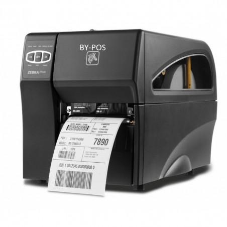 """4"""" termisk Etiket/ Label Printer Ethernet med 300 dpi printopløsning m/ USB, seriel & Ethernet interface"""