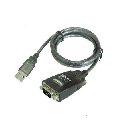 USB-RS232 konverter til 7/8bit