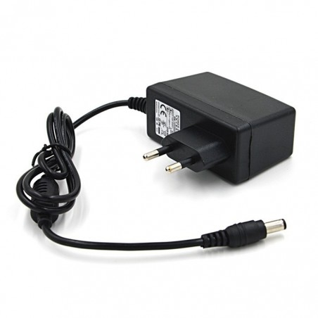 EU power adapter DC12V 2A 5.2/2,1mm