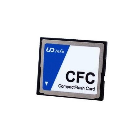 CF kort industrial grade, 8GB