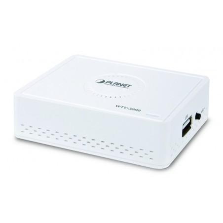 Trådløs og kablet HDMI adapter, fra PC til monitor med HDMI indgang