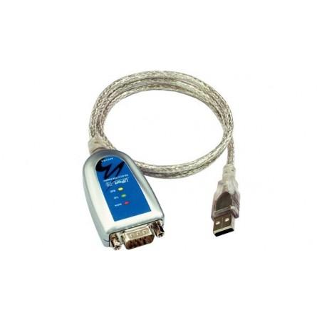USB til 1 x RS422/485 konverter, MOXA UPORT 1130I