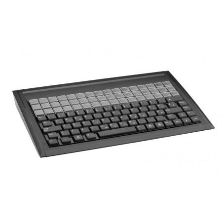 POS tastatur med 128 taster, 48 programmerbare, DK layout, USB