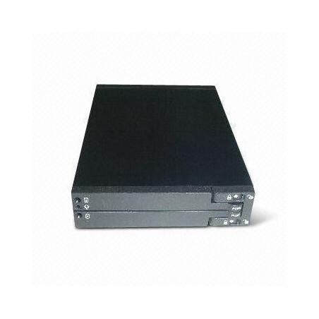 """3½""""bay,til 2x2½""""sata SSD eller HDD"""