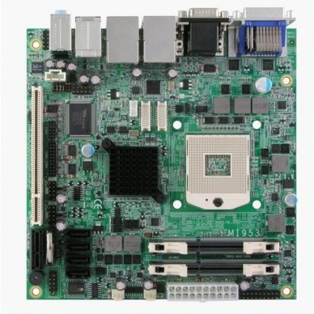 Rest salg: Mini ITX Bundkort