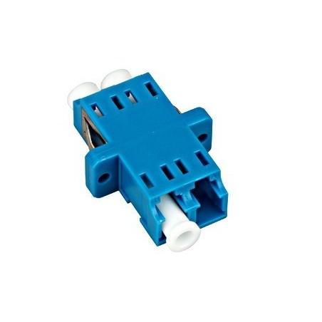 LC-LC stik singlemode duplex med flange