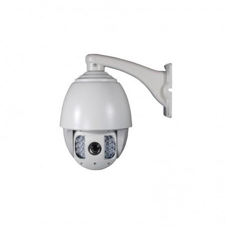 Udendørs IP, PTZ speeddomekamera 1,3MP