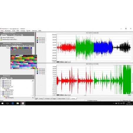 Software til logning og realtime visning af data
