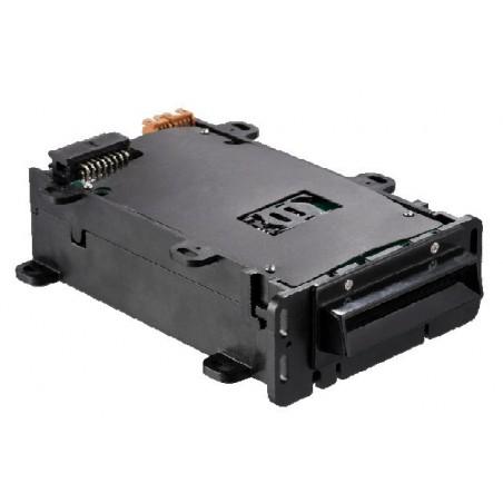 Motoriseret magnetkortlæser med auto ind/ud, IC/RFID/MAGNET, USB