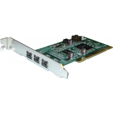 IEEE 1394b PCI FireWire kort