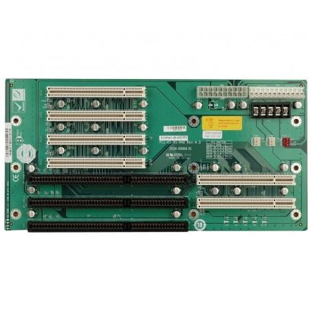 Passivt buskort med 2 x ISA, 3 x PCI og 1 x ISA PCI sokler