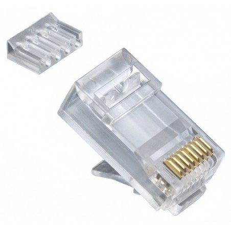 RJ45 stik til UTP kat. 6 kabel