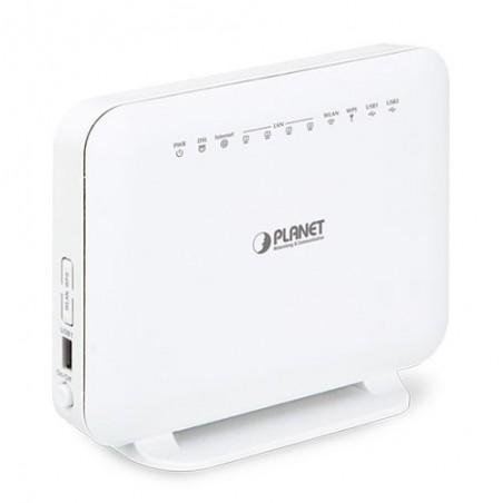 300Mbit dual band router med VDSL2/ADSL2+