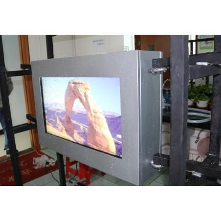 """32"""" Outdoor / udendørs TFT LED skærm beregnet til brug i sollys"""