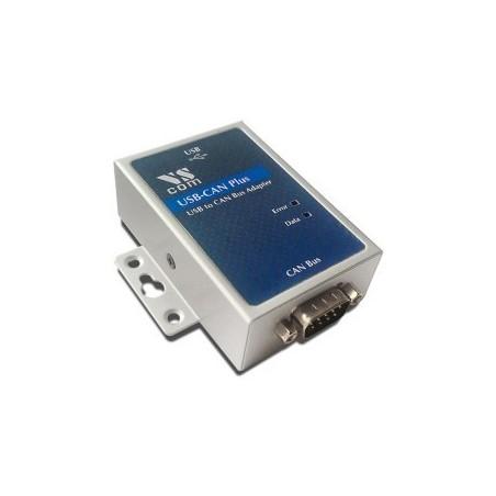 Konverter USB til CANbus, isoleret. Tilslut CAN bus udstyr over USB porten