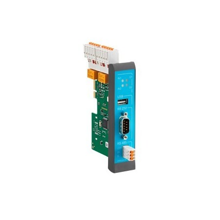 INSYS RS232, RS485, USB2.0, digital I/O kort til INSYS-MRX serien