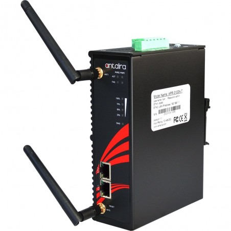 Industriel Wifi Router, 300Mbps, 2,4GHz / 5GHz, Access Point, VPN, -35 - +70°C °C, 12 - 48VDC, DIN