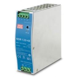 48V / 2.5A strømforsyning,...