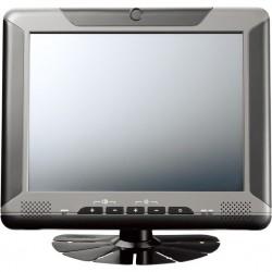 """8"""" LCD-skjerm,..."""