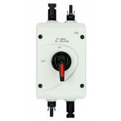 DC afbryder - switch 32A...