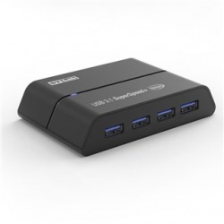 4 porter USB 3.1 Hub