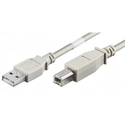 USB 2.0 Hi-Speed ​​kabel,...