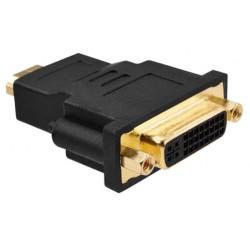 Adapter med HDMI mannlig...