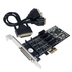 4 porter PCIe RS422 /...