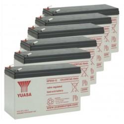 Batteripakke til UPS /...
