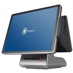 POS system med 2 skjermer...