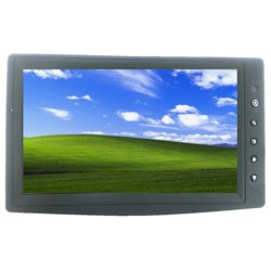 "8"" LCD-skjerm, touch,..."