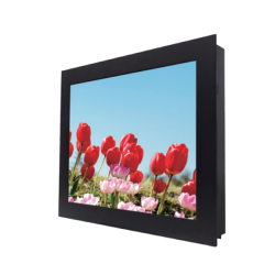 "19"" LCD-skjerm, IP54 Front,..."
