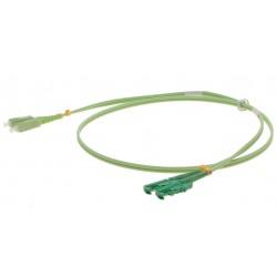 APC-E2000 / SC fiberoptisk...