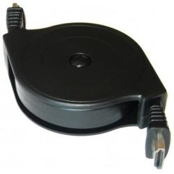 HDMI 1.3 kabel. HDMI han -...