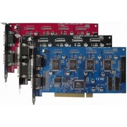 PCI-kort med kameraindgange...