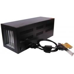 PCI Express til 4 X PCI...