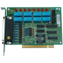ADLINK PCI-7251. 8 kanalers...