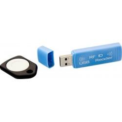 RFID læser med USB interface