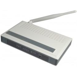 150Mbit Router med Wifi og...