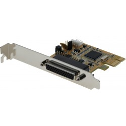 PCI Express kort, 2XSER, 1PAR