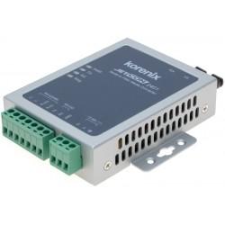 Multimode fiber adapter