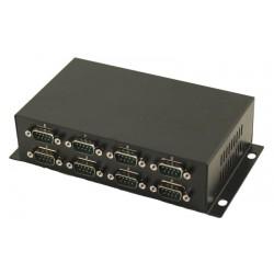 USB til 8 x RS232...