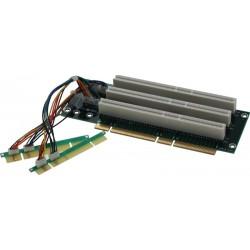 Vinkelstik til PCI, 3x PCI,...