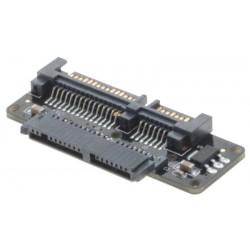 Micro SATA til SATA adapter