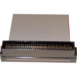 SCSI fladkabel, Mini DB68...