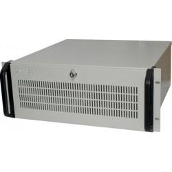 """4U 19"""" PC-kabinet, ATX, beige"""