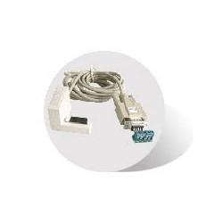 RS485 buss-kabel mellem PLC'er